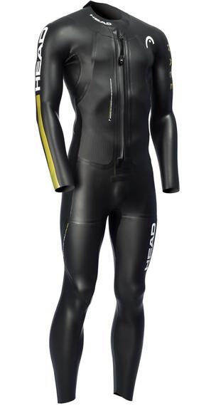 HEAD M's SwimRun Race Black (BK)/Gold (GO)
